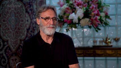 Herson Capri comenta desafios de interpretar o vilão Aziz em Órfãos da Terra