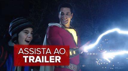 Veja trailer de 'Shazam!'