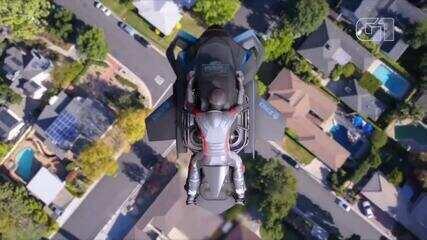 Moto voadora começou a ser vendida por R$ 1,5 milhão