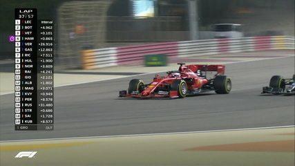 Veja os melhores momentos do GP do Barein