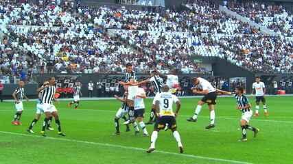 Melhores momentos de Corinthians 2 x 1 Santos
