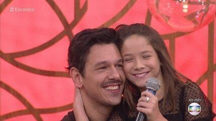 João Vicente de Castro revelou vontade de ser pai e falou da relação com Clara