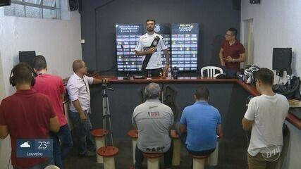 Ponte Preta apresenta dois jogadores pra sequência de 2019