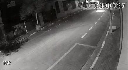Vídeo mostra ação de bandidos em Guararema