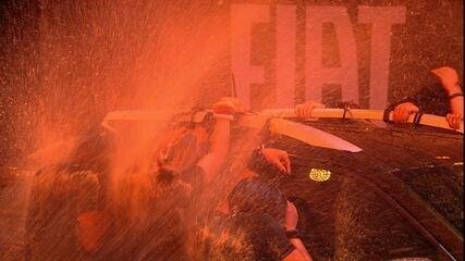 Brothers gritam com o momento 'Terra' na Prova do Líder Fiat Toro