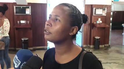 Moradora do Morro da Babilônia relata tentativa de resgate de vítimas durante chuva