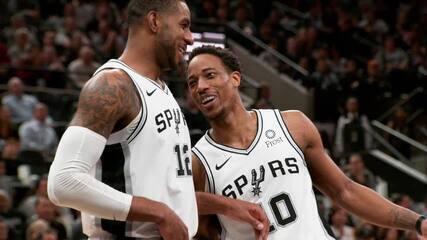 """NBA produz clipe promovendo Playoffs ao som de """"I Love It"""" do cantor Rob Thomas"""