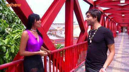Cantor belga Oliver Lord é apaixonado por Fortaleza e compôs música em homenagem à cidade