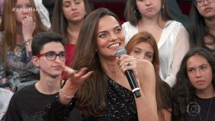Barbara Fialho diz que foi abraçada pela família Marley
