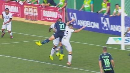 Os melhores momentos de Chapecoense 1 x 0 Figueirense