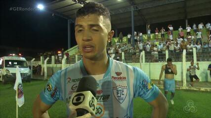 Ji-Paraná garante vaga na final do Campeonato Rondoniense 2019