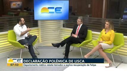 Ceará e Fortaleza se preparam para o segundo jogo da decisão do Campeonato Cearense