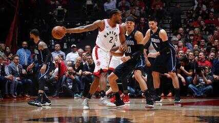 Melhores momentos: Orlando Magic 82 x 111 Toronto Raptors, pela NBA
