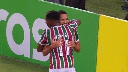 Os gols de Fluminense 2 x 0 Santa Cruz pela 4ª fase da Copa do Brasil