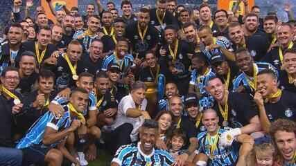 Com emoção até o fim, Grêmio é campeão do Gauchão 2019