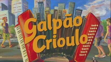 Confira as atrações do 'Galpão Crioulo' deste domingo (21)