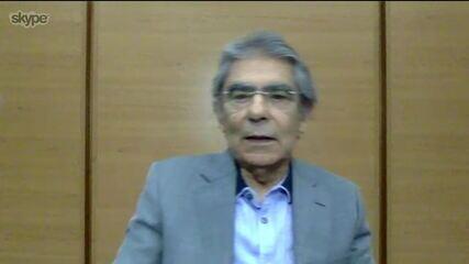Ex-presidente do STF Ayres Britto diz que foi configurada censura