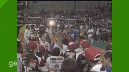 Recra: 20 anos do ponto final: rusgas antes da Liga Nacional
