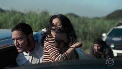 Youssef quase captura Laila novamente