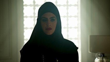 Fairouz castiga Áida por denunciar Soraia