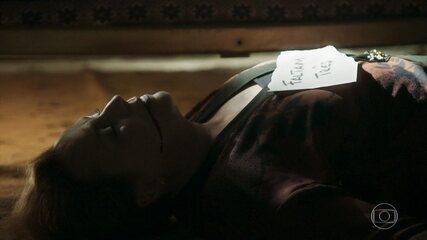 Ondina é a nova vítima do assassino de guardiães