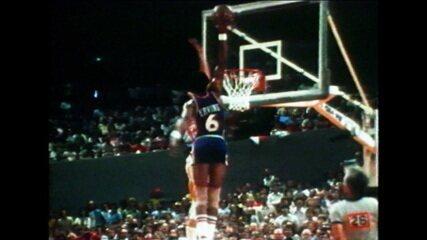 Reis da enterrada na série Grandes jogadas da NBA