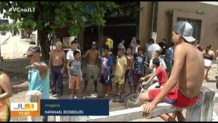 Testemunhas dizem que policiais executaram jovens algemados em Belém