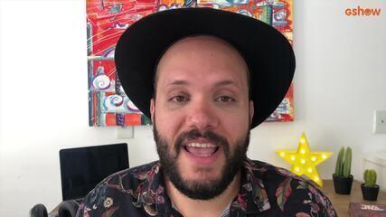 Estêvão Queiroga fala sobre inspirações e faz convite ao público cearense (Edição: Yuri Melo)