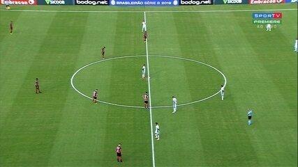 Melhores Momentos: Oeste 2 x 0 Guarani, pela Série B do Campeonato Brasileiro