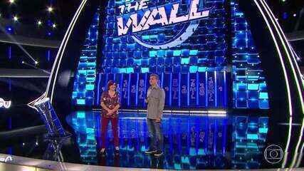 Marisa e Aline continuam na disputa pelo prêmio no 'The Wall'