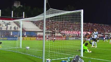 Gols de Atlético-GO 1x1 Coritiba, pela segunda rodada da Série B