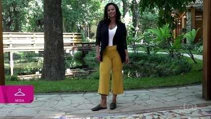 Aprenda usar as 'Mules' com Viviane Araújo