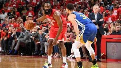 Melhores momentos: Houston Rockets 112 x 108 Golden State Warriors, pela NBA