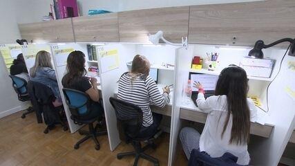 """Empresária aposta em """"negócio humanizado"""" para quem precisa focar nos estudos"""