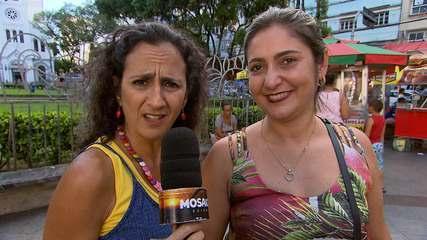 Maria Menezes vai às ruas para descobrir qual é o tipo de mãe da galera