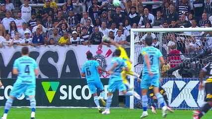 Melhores momentos: Corinthians x Grêmio pela 4ª rodada do Brasileirão