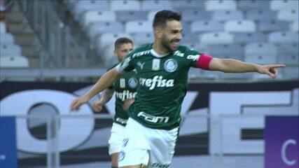 Melhores Momentos: Atlético-MG 0 x 2 Palmeiras pela 4ª rodada do Brasileirão 2019