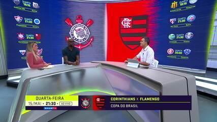 Comentaristas falam sobre o interesse do Flamengo em Rafinha e Filipe Luís