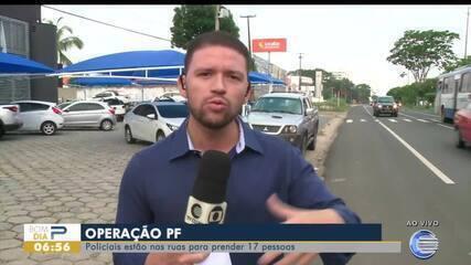 PF deflagra operação contra fraudes em benefícios previdenciários