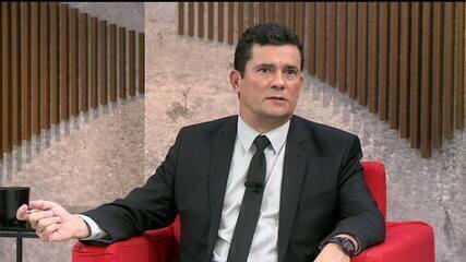 Moro: decreto das armas atende anseio do eleitorado