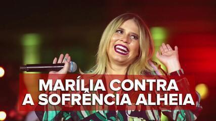 G1 Ouviu - Marília Mendonça - 'Supera'