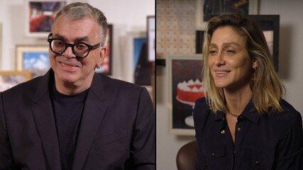 Walcyr Carrasco e Amora Mautner falam sobre A Dona do Pedaço