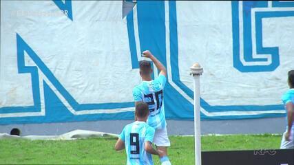 Londrina vence o Bragantino e assume a liderança da Série B