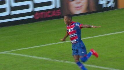 Os gols de Chapecoense 1 x 3 Fortaleza pela 5ª rodada do Brasileirão 2019