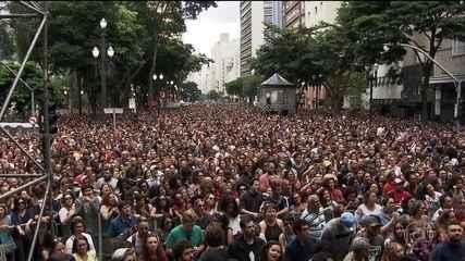 Virada Cultural de São Paulo atrai público recorde de 5 milhões de pessoas