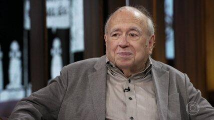 Luis Fernando Verissimo relembra problema de saúde que sofreu em 2012