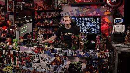 Confira o conteúdo estendido do 'Guia de Vingadores' no 'Zero1'