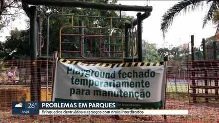 Moradores da aclimação se unem para pedir reabertura dos playgrounds do parque