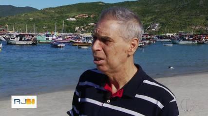 """'Achados e Perdidos': De Arraial do Cabo à seleção, a trajetória de Dudu """"Dentão"""""""