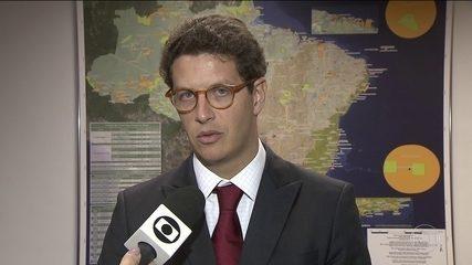Ministro do Meio Ambiente quer que empresa privada monitore Amazônia